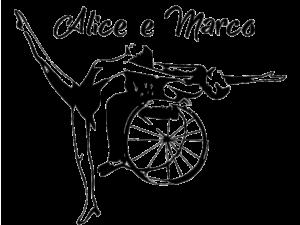 alice e marco whellchair latino dance cena raccoltafondi la pietra scartata onlus